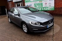 USED 2016 66 VOLVO V60 2.0 D3 BUSINESS EDITION 5d 148 BHP +ONE OWNER +FREE TAX +FSH.