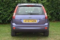 USED 2008 57 FORD FIESTA 1.2 ZETEC CLIMATE 16V 5d 78 BHP