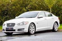 USED 2010 10 JAGUAR XF 3.0 LUXURY V6 4d AUTO 238 BHP