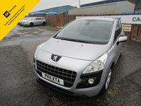 2011 PEUGEOT 3008 1.6 SPORT HDI 5d AUTO 112 BHP £3695.00