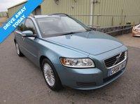 2008 VOLVO V50 2.0 S D 5d 135 BHP £2995.00