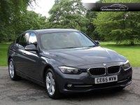 USED 2015 65 BMW 3 SERIES 2.0 318D SPORT 4d AUTO 148 BHP