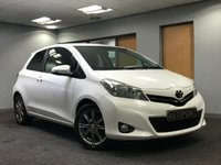 USED 2012 TOYOTA YARIS 1.3 VVT-I SR 3d 98 BHP +++GREAT VALUE+++ +++EXCELLENT DRIVER+++