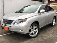 USED 2010 60 LEXUS RX 3.5 450H SE-L 5d AUTO 249 BHP
