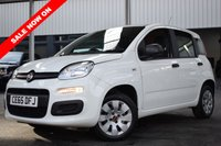 USED 2015 65 FIAT PANDA 1.2 POP 5d 69 BHP STUNNING WHITE PANDA, WITH GREAT HISTORY! MSUT BE SEEN!