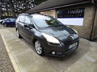 USED 2012 12 PEUGEOT 5008 2.0 HDI ALLURE 5d 150 BHP