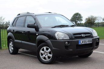 2005 HYUNDAI TUCSON 2.0 CDX CRTD 4WD 5d 111 BHP £999.00