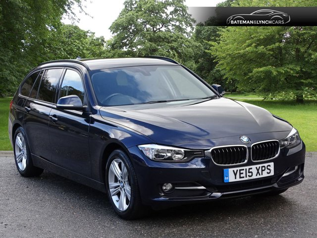 USED 2015 15 BMW 3 SERIES 2.0 320D SPORT TOURING 5d AUTO 181 BHP