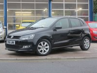 USED 2011 61 VOLKSWAGEN POLO 1.4 MATCH DSG 5d AUTO 83 BHP RARE SOUGHT AFTER AUTOMATIC