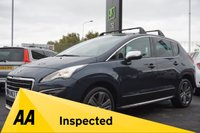 USED 2014 63 PEUGEOT 3008 2.0 HDI ALLURE 5d AUTO 163 BHP PANORAMIC ROOF