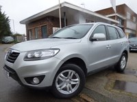USED 2010 60 HYUNDAI SANTA FE 2.2 STYLE CRDI 5d 194 BHP 4 X 4 POWERFUL DIESEL IDEAL TOWING CAR WITH HYUNDAI SERVICE HISTORY