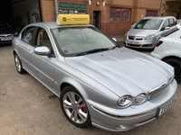 USED 2008 08 JAGUAR X-TYPE 2.2 SOVEREIGN 4d 152 BHP