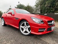 2012 MERCEDES-BENZ SLK 2.1 SLK250 CDI BLUEEFFICIENCY AMG SPORT 2d AUTO 204 BHP £12290.00