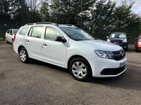 2018 DACIA LOGAN MCV 1.0 SCE ACCESS 5d ESTATE WITH DACIA WARRANTY  £6000.00