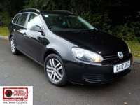 2012 VOLKSWAGEN GOLF 2.0 SE TDI 5d 140 BHP £SOLD