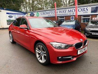 2012 BMW 3 SERIES 2.0 320D SPORT 4d 184 BHP £9295.00