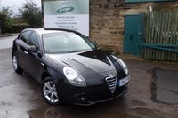 USED 2013 13 ALFA ROMEO GIULIETTA 1.4 LUSSO TB 5d 120 BHP Only 26,000 Miles Service History