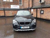 2015 BMW X1 2.0 SDRIVE18D SE 5d AUTO 141 BHP £11990.00