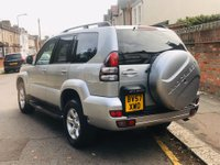 USED 2007 57 TOYOTA LAND CRUISER 3.0 D-4D LC3 5dr Navigation, 7 Seater,