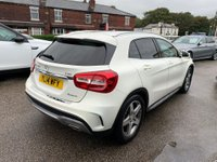 USED 2014 14 MERCEDES-BENZ GLA-CLASS 2.1 GLA220 CDI AMG Line 4MATIC 5dr FULL MERCEDES SERVICE HISTORY