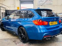 USED 2013 63 BMW 3 SERIES 3.0 330d BluePerformance M Sport Touring Sport Auto (s/s) 5dr PERFORMANCE KIT 19S PRO NAV