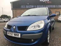 USED 2007 57 RENAULT GRAND SCENIC 1.5 dCi Dynamique 5dr 7 Seats