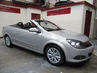 USED 2009 09 VAUXHALL ASTRA 1.6 i Sport Twin Top 2dr ***69000 MILES***