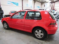 USED 1999 V VOLKSWAGEN GOLF 2.0 GTI 3dr ***FUTURE CLASSIC***