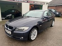 USED 2009 59 BMW 3 SERIES 2.0 320d SE Business Edition 4dr FULL SERVICE HISTORY