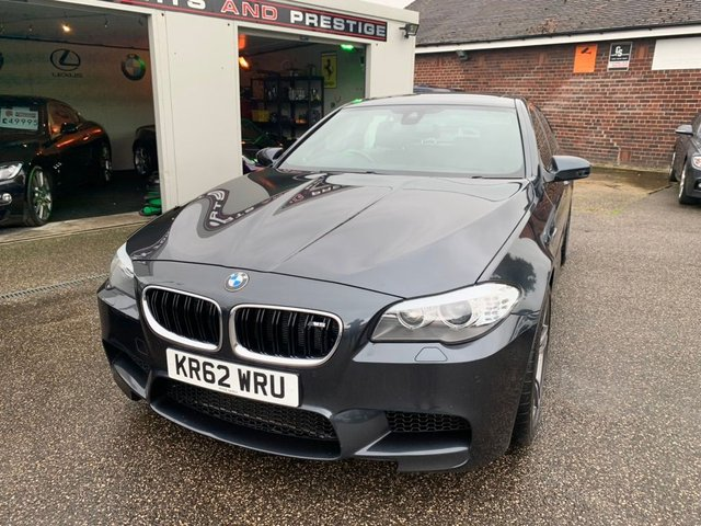 BMW M5 at Euxton Sports and Prestige