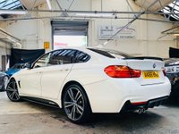 USED 2016 66 BMW 4 SERIES 3.0 430d M Sport Gran Coupe Sport Auto (s/s) 5dr PERFORMANCE KIT 19S PLUS PACK!