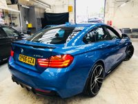 USED 2016 66 BMW 4 SERIES 3.0 430d M Sport Gran Coupe Sport Auto (s/s) 5dr PERFORMANCE KIT 20S 1 OWNER