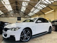 USED 2018 18 BMW 3 SERIES 2.0 330e 7.6kWh M Sport Auto (s/s) 4dr PERFORMANCE KIT 19S RED LTHR