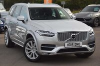 USED 2015 15 VOLVO XC90 2.0 D5 Inscription Geartronic 4WD (s/s) 5dr BLACK LEATHER*7 SEATS*KEYLESS
