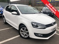 USED 2011 11 VOLKSWAGEN POLO 1.2 MODA 5d 60 BHP TIMING CHAIN RECENTLY REPLACED