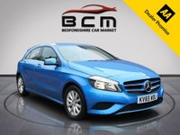 USED 2015 65 MERCEDES-BENZ A CLASS 1.5 A180 CDI BLUEEFFICIENCY SE 5d AUTO 109 BHP