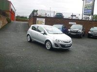 2012 VAUXHALL CORSA 1.2 SE 5d 83 BHP £4350.00
