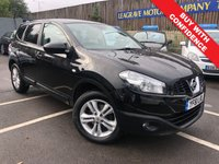 USED 2011 61 NISSAN QASHQAI+2 1.6 ACENTA PLUS 2 5d 117 BHP FULL MAIN DEALER SERVICE HISTORY