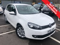 USED 2012 62 VOLKSWAGEN GOLF 1.4 MATCH TSI 5d 121 BHP ONE PREVIOUS OWNER  + FULL SERVICE HISTORY