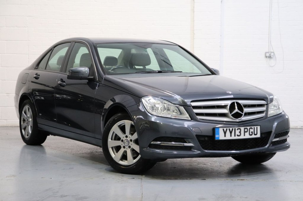 USED 2013 13 MERCEDES-BENZ C CLASS 2.1 C220 CDI BLUEEFFICIENCY EXECUTIVE SE 4d 168 BHP Mercedes-Benz C Class 2.1 C220 CDI SE (Executive) 4dr,  Leather + Parking Aid + Cruise