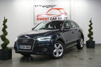 Used AUDI Q3 for sale in Newport