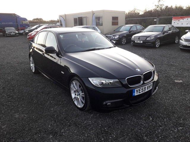 2010 59 BMW 3 SERIES 2.0 318I M SPORT 4d 141 BHP
