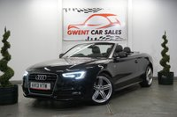 Used AUDI A5 for sale in Newport