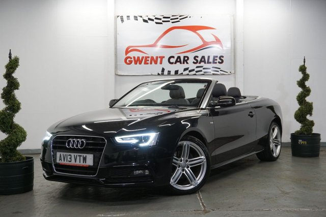 USED 2013 13 AUDI A5 2.0 TDI S LINE SPECIAL EDITION 2d 175 BHP GREAT EXAMPLE JUST ARRIVED