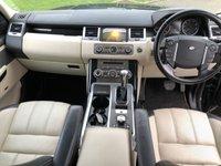 USED 2010 59 LAND ROVER RANGE ROVER SPORT 3.6 TDV8 AUTOBIOGRAPHY SPORT AUTO 269 BHP 5 DR ESTATE 2 TONE LTHR*REVERSE CAM*