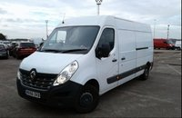 USED 2016 66 RENAULT MASTER 2.3 LM35 BUSINESS DCI S/R P/V 125 BHP