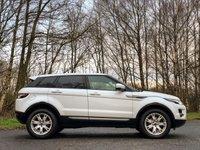 USED 2012 12 LAND ROVER RANGE ROVER EVOQUE 2.2 ED4 PURE 5d 150 BHP