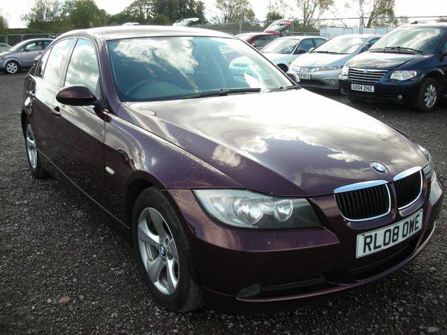 2008 08 BMW 3 SERIES 2.0 320D SE 4d 174 BHP