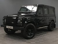 USED 2015 65 LAND ROVER DEFENDER XS UTILITY WAGON 6.2 V8 AUTO 480BHP