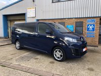 USED 2018 67 CITROEN SPACETOURER 2.0 BLUEHDI FEEL XL S/S 5d 150 BHP EURO 6 2.0 BLUE HDI XL 8 SEATER CRAM PACKED FULL OF EXTRAS !!!!!!!